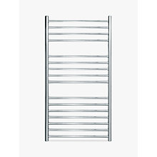 Buy John Lewis Osborne Adjustable Electric Heated Towel Rail Online at johnlewis.com