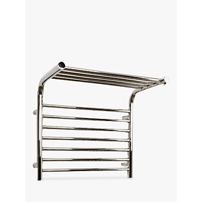 John Lewis Lunan Adjustable Electric Heated Towel Rail