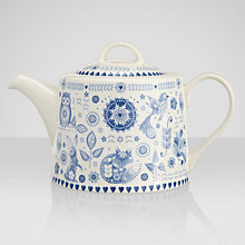 Buy Queens Caravan Trail Penzance Teapot Online at johnlewis.com