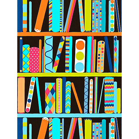 Buy Harlequin All My Books Wallpaper Online at johnlewis.com