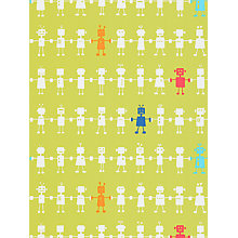 Buy Harlequin Reggie Robot Wallpaper Online at johnlewis.com