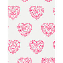 Buy Harlequin Sweet Hearts Wallpaper Online at johnlewis.com