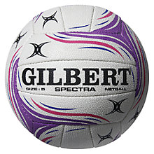 Buy Gilbert Spectra Netball Online at johnlewis.com