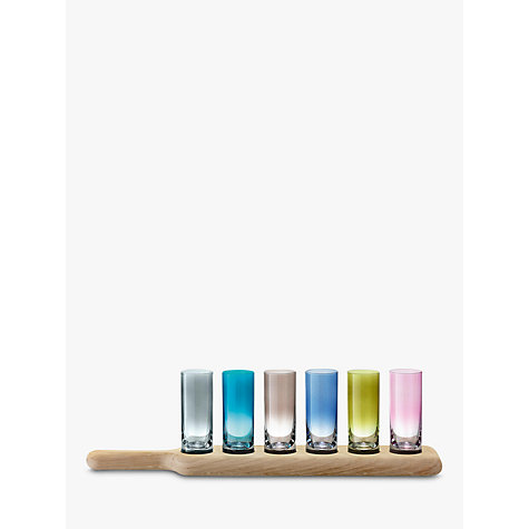 Buy LSA Paddle Vodka Set, Multi Online at johnlewis.com