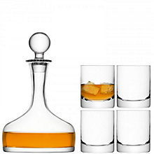 Buy LSA International Bar Collection Whiskey Set Online at johnlewis.com