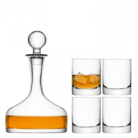 Buy LSA Bar Whiskey Set Online at johnlewis.com