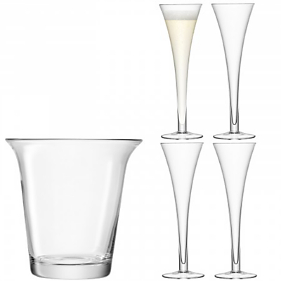 LSA International Bar Collection Champagne Set