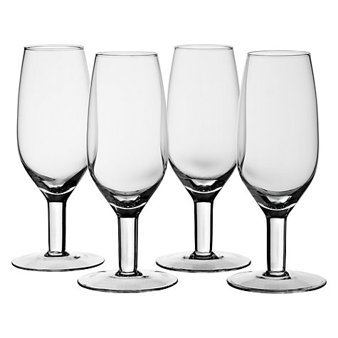 Buy LSA Wine Casual Flute, 0.25L, Set of 4 Online at johnlewis.com