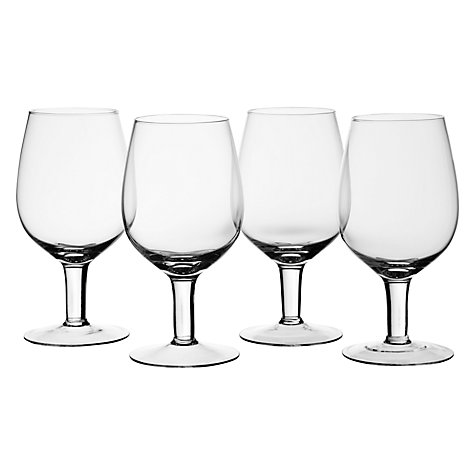 Buy LSA Wine Casual White Wine Glass, 0.425L, Clear Online at johnlewis.com