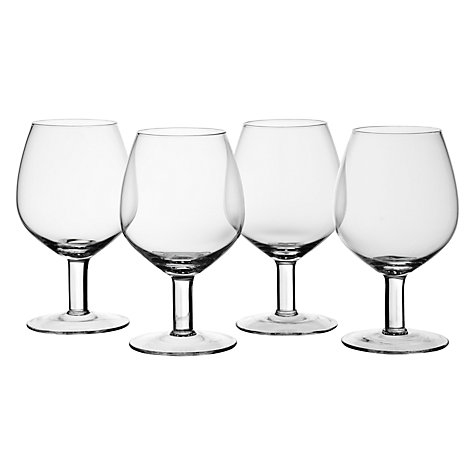 Buy LSA Wine Casual Red Wine Glasses, 0.45L, Set of 4 Online at johnlewis.com