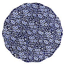 Buy Burleigh Blue Calico Cake Plate Online at johnlewis.com