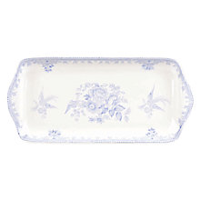 Buy Burleigh Asiatic Pheasants Sandwich Tray Online at johnlewis.com