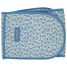 Buy Burleigh Felicity Double Oven Glove, L106 x W19cm, Blue/ White Online at johnlewis.com
