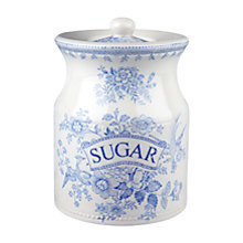 Buy Burleigh Asiatic Pheasants Sugar Storage Jar Online at johnlewis.com