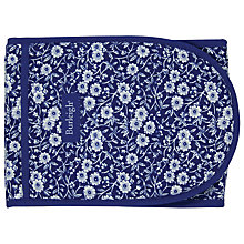 Buy Burleigh Blue Calico Double Oven Glove Online at johnlewis.com