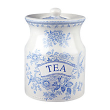 Buy Burleigh Asiatic Pheasants Tea Storage Jar Online at johnlewis.com