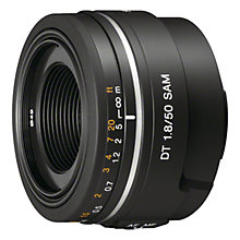 Buy Sony SAL50F18 50mm f/1.8 Standard Lens Online at johnlewis.com