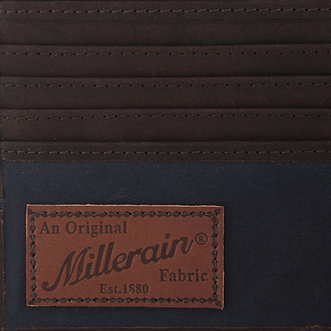 Buy JOHN LEWIS & Co. Millerain Wallet, Navy Online at johnlewis.com