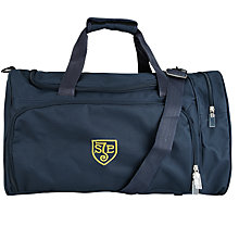 Buy St John's Priory Unisex Holdall, Navy Online at johnlewis.com