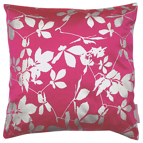 Buy Clarissa Hulse Virginia Creeper Cushion Online at johnlewis.com