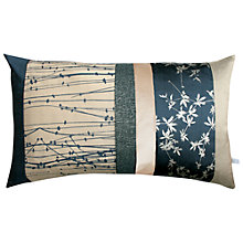 Buy Clarissa Hulse Reeds Patchwork Cushion Online at johnlewis.com