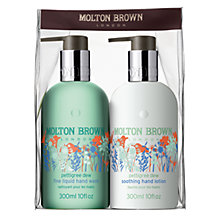Buy Molton Brown Pettigree Dew Duo Hand Lotion & Wash Set, 2 x 300ml Online at johnlewis.com