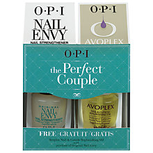Buy OPI Nails The Perfect Couple Gift Set, 2 x 15ml Online at johnlewis.com