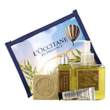 Buy L'Occitane 6 Piece Shower Gel Collection, 6 x 75ml Online at johnlewis.com