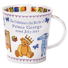 Buy Dunoon Royal Baby Cairngorm Mug, 0.3L Online at johnlewis.com