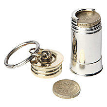 Buy Culinary Concepts Cartridge Pound Tidy Keyring Online at johnlewis.com