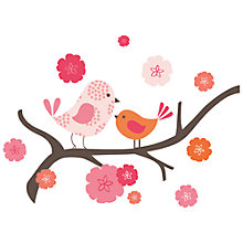 Buy Skip Hop Birdie Wall Decals Online at johnlewis.com