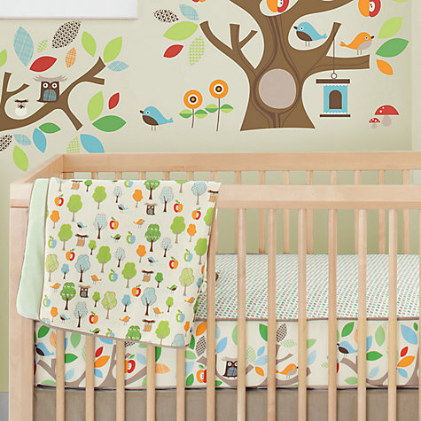Buy Skip Hop Treetop Friends Wall Decal Online at johnlewis.com