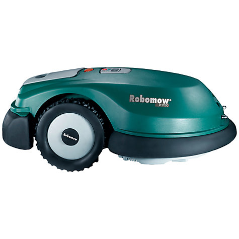 Buy Robomow RL2000 Robotic Electric Lawnmower Online at johnlewis.com