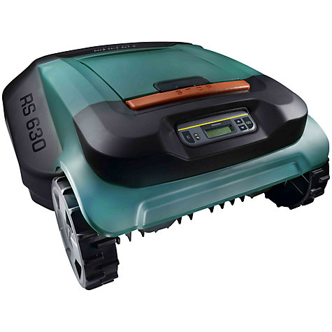 Buy Robomow RS630 Robotic Electric Lawnmower Online at johnlewis.com