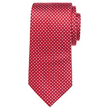 Buy John Lewis Micro Diamond Tie Online at johnlewis.com