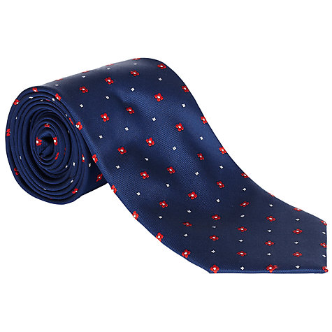 Buy John Lewis Ditsy Floral Tie Online at johnlewis.com