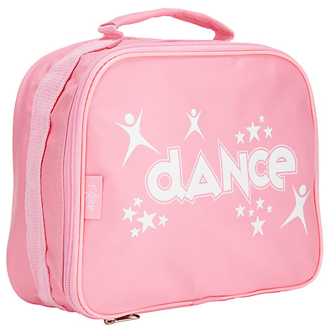 Buy Tappers and Pointers Soft Vanity Bag, Pink Online at johnlewis.com