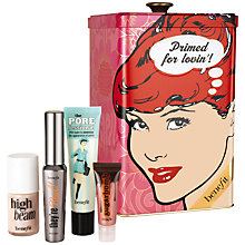 Buy Benefit Primed For Lovin' Makeup Gift Set Online at johnlewis.com