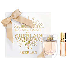 Buy Guerlain L'Instant Eau De Parfum Gift Set, 50ml Online at johnlewis.com