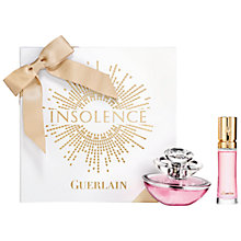 Buy Guerlain Insolence Eau de Toilette Gift Set, 50ml Online at johnlewis.com