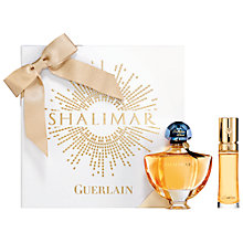 Buy Guerlain Shalimar Eau de Parfum Gift Set, 50ml Online at johnlewis.com