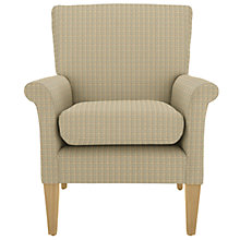 Buy John Lewis Penn Armchair with Light Legs Online at johnlewis.com