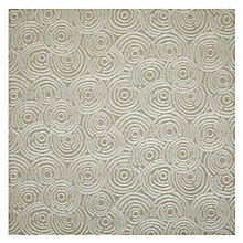 Buy John Lewis Chenille Circles Fabric Online at johnlewis.com