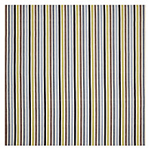 Buy John Lewis Multi Rib Stripe Fabric Online at johnlewis.com