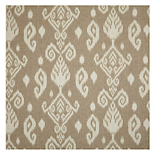 Buy John Lewis Leon Ikat Fabric, Natural Online at johnlewis.com
