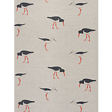 Buy Emily Bond Oyster Catcher Furnishing Fabric Online at johnlewis.com