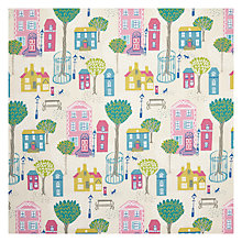 Buy Sanderson Jubilee Square Fabric Online at johnlewis.com