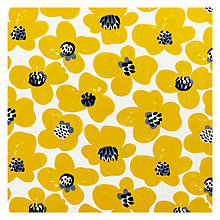 Buy John Lewis Anika Flower Fabric Online at johnlewis.com