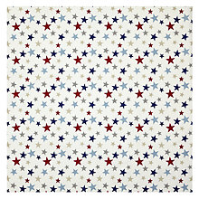 Buy John Lewis Multi Stars Curtain, Blue Online at johnlewis.com