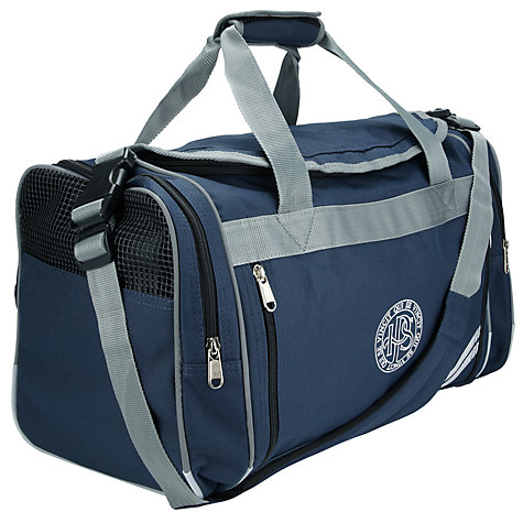 Buy Ibstock Place School Sports Bag, Navy Blue Online at johnlewis